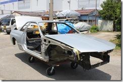 日産スカイラインGTR (R32)の巻
